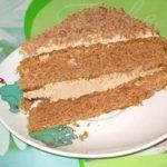 Торт Подкова