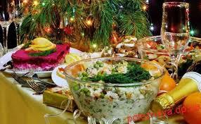 Варианты бюджетных блюд для Новогоднего стола