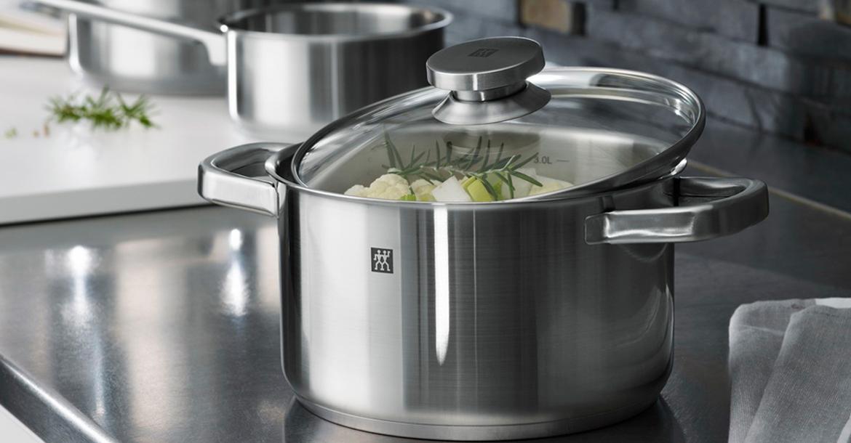 Посуда для профессионалов и для домашнего использования