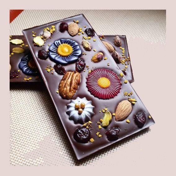 Настоящий шоколад своими руками, просто и вкусно