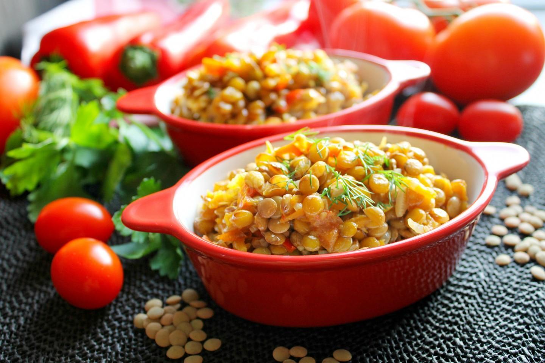 Блюда из чечевицы очень полезны и питательны
