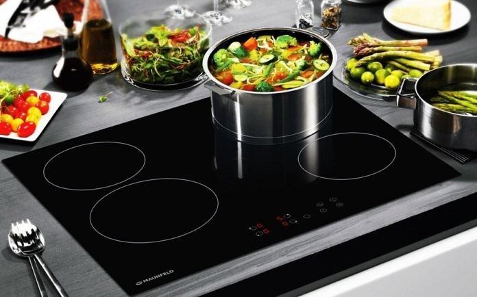 Индукционные, газовые и керамические. Какую плиту выбрать?
